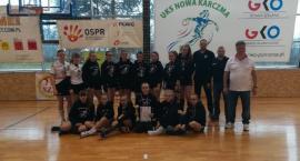 Drugie miejsce w finale wojewódzkim piłki ręcznej dla zawodniczek z Nowej Karczmy
