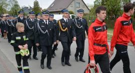 Strażacy z gminy Dziemiany uczcili święto swojego patrona