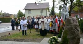 Wiele. Upamiętnili Bronisławę i Teodora Plińskich