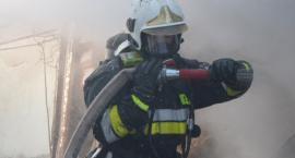 Kościerzyna. Pożar w budynku KOSiRu - spłonęła sauna