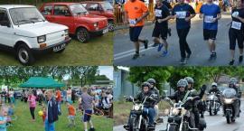 Weekend pod znakiem motoryzacyjnych perełek, biegów i jubileuszu kościerskiego szpitala
