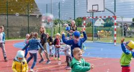 Otwarcie nowego placu rekreacyjno-sportowego