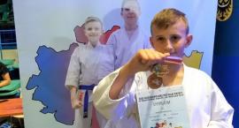 Sukces młodego karateki na Mistrzostwach Polski Dzieci