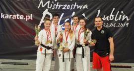 Trzy medale Mistrzostw Polski Magdaleny Mielnik