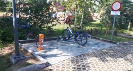 We Wdzydzach naprawisz rower