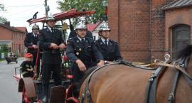 Szymbark. VII Wielka Parada Konnych Sikawek Strażackich