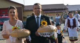 Rolnicy z gminy Liniewo dziękowali za plony w Wysinie