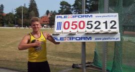 Medale młodych lekkoatletów UKS Lipusz w mistrzostwach Pomorza