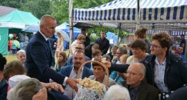 Mieszkańcy gminy Kościerzyna dziękowali za plony i dary ziemi w Loryńcu