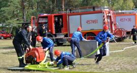 W Garczynie rywalizowały Młodzieżowe Druzyny Pożarnicze