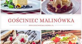 Rozsmakuj się w nowościach w menu Malinówki