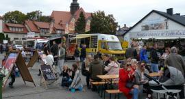 W Kościerzynie trwa Festiwal Food Trucków