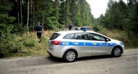 Zagubili się w lesie - pomogli policjanci