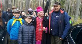 Kaszubi oddali cześć pomordowanym w Piaśnicy w 80. rocznicę zbrodni