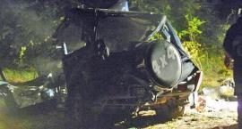 Śmiertelny wypadek w Chwarzenku - są zarzuty dla kierowcy