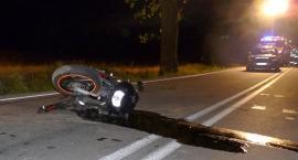 Klukowa Huta. 21-letni motocyklista zginął w wypadku