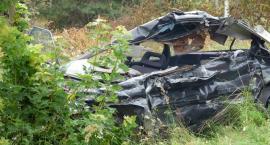 Lipusz. Kolejna tragedia na drodze. Nie żyje 22-latek