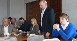 Kościerzyna. Spotkanie przedsiębiorców z radnymi. Kościerscy przdsiębiorcy propopunują radzie obniżenie podatków