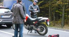 27-letni motocyklista z Kościerzyny zginął w wypadku