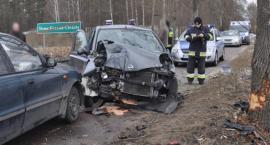 Śmiertelny wypadek na 214-tce. 63-letnia kobieta zginęła na miejscu