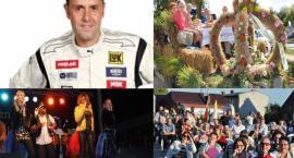 Weekend z Tomaszem Kucharem, muzycznym zakończeniem lata i dożynkami