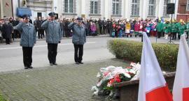 Kościerzyna. Uczcili 95. rocznicę odzyskania niepodległości