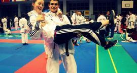 Magda Mielnik na V Mistrzostwach Świata w Karate Fudokan