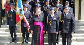 Dzień Dziękczynienia i obchody dnia św. Floriana w Lubaniu