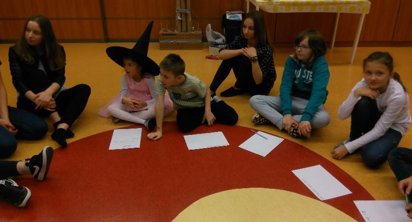 szkolnictwo, Usłyszeć radość - zdjęcie, fotografia