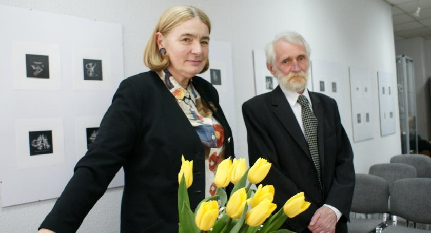 literatura, Spotkanie Marią Przemysławem Pilichami autorami książki Wybitni polscy odkrywcy podróżnicy - zdjęcie, fotografia