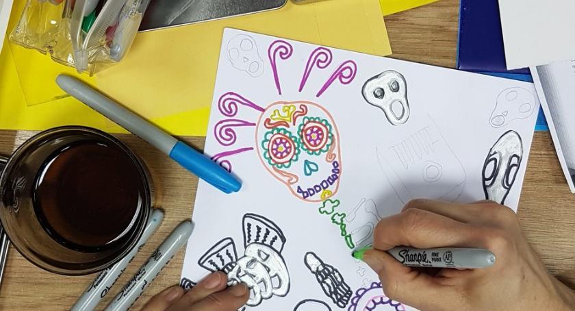 plastyka, SŁOWO OBRAZ warsztaty ilustracji baśniowej - zdjęcie, fotografia