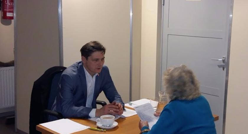 samorząd, Kolejne spotkanie burmistrzem Włoch - zdjęcie, fotografia