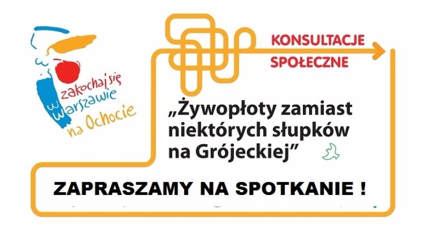 budżet partycypacyjny, Sadzimy żywopłoty Grójeckiej - zdjęcie, fotografia