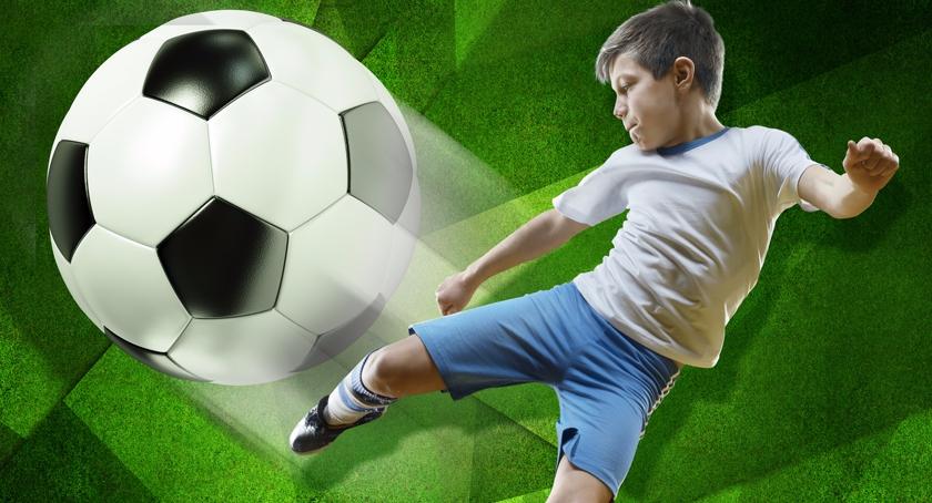 piłka nożna, Piłkarskie ferie Atrium Reduta - zdjęcie, fotografia