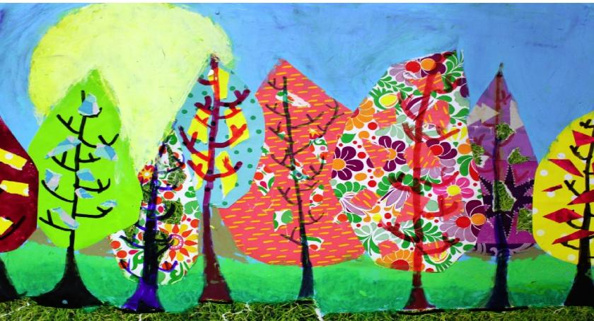 ulice, Tarczyńska będzie miała czarodziejskie drzewa! - zdjęcie, fotografia