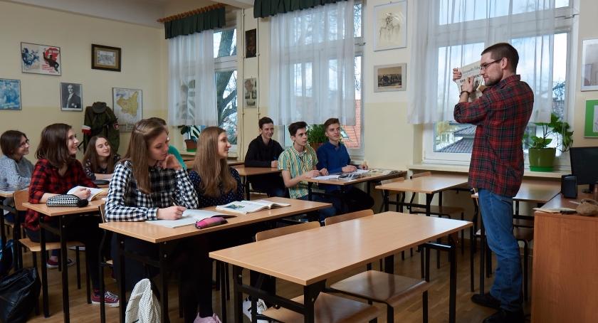 szkolnictwo, Liceum Solipskiej szkoła misją - zdjęcie, fotografia