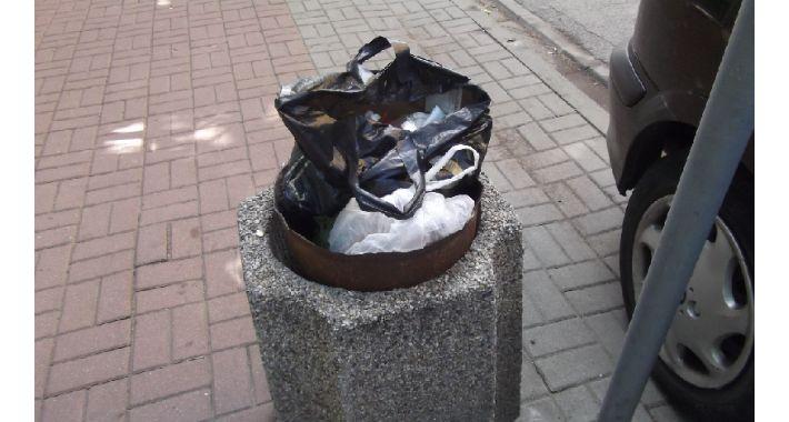 Gospodarka odpadami, Niedziela Majewskiego - zdjęcie, fotografia