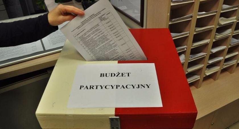 budżet partycypacyjny, Zasady głosowania Budżecie Partycypacyjnym - zdjęcie, fotografia