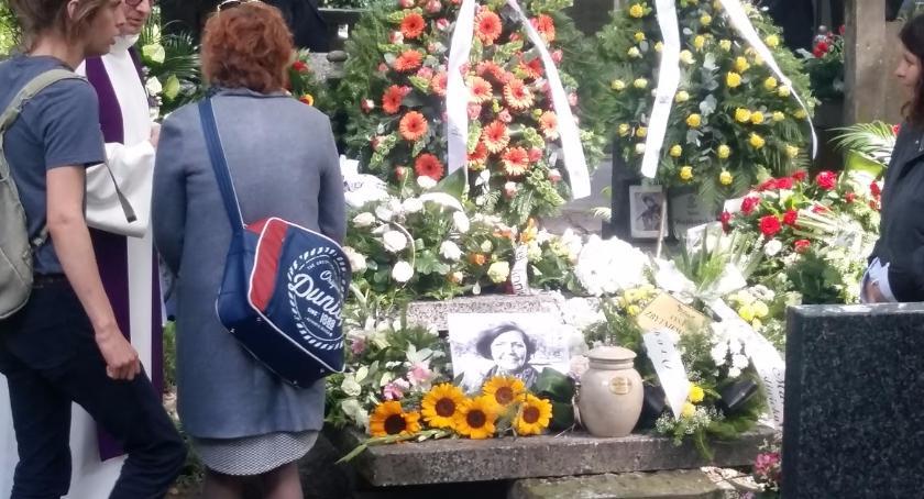 wspomnienie, Pożegnaliśmy Anię Zbytniewską - zdjęcie, fotografia