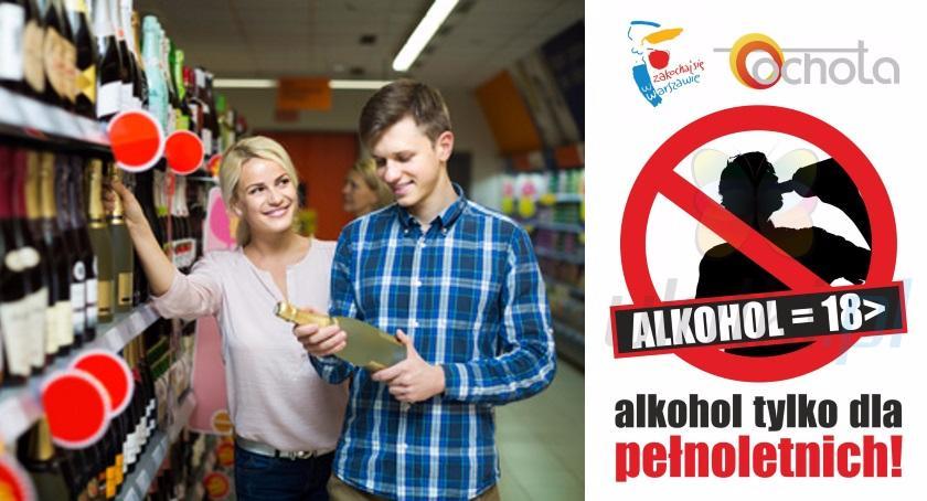 Handel i usługi, Sprzedawaj alkohol odpowiedzialnie - zdjęcie, fotografia