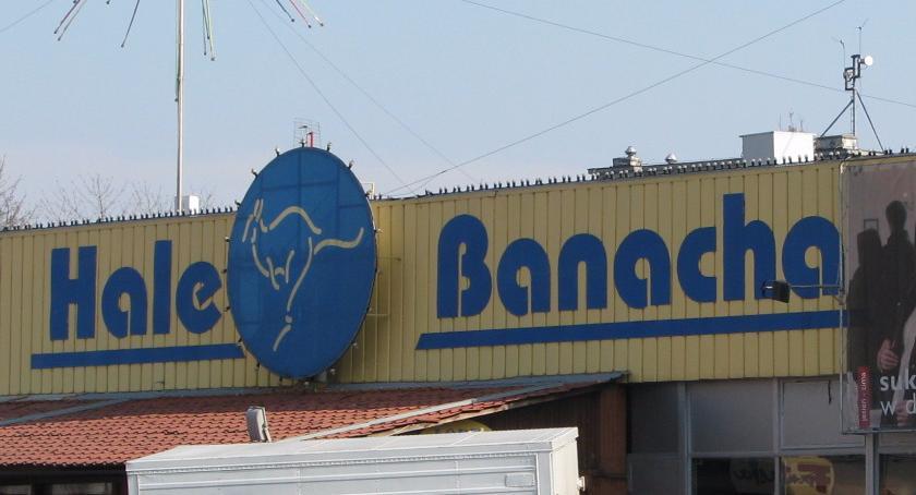 Handel i usługi, lecie Banacha - zdjęcie, fotografia