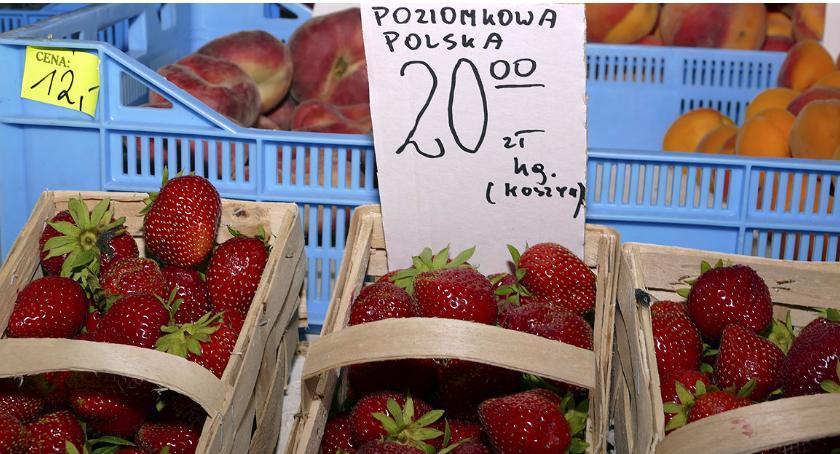 Przegląd cen na Zieleniaku, Przegląd Zieleniaku sierpnia - zdjęcie, fotografia