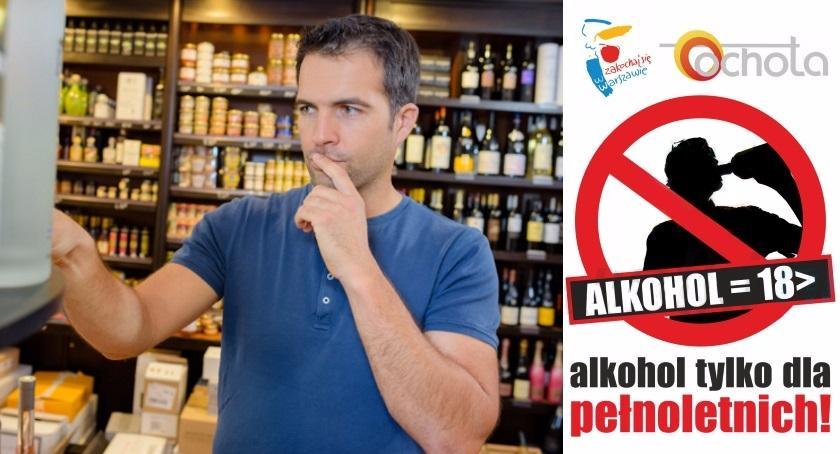 prawo, Sprzedawaj alkohol odpowiedzialnie - zdjęcie, fotografia