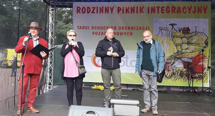 imprezy plenerowe, działo sobotę Szczęśliwicach - zdjęcie, fotografia