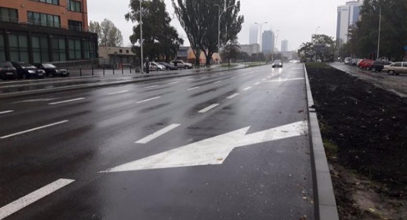 ulice, Drogowa ofensywa radnej Stegienki - zdjęcie, fotografia