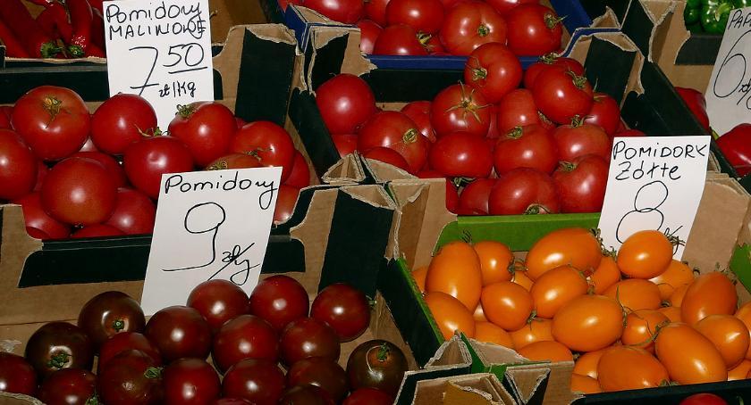 Ciekawy produkt   , Gramy pomidora - zdjęcie, fotografia