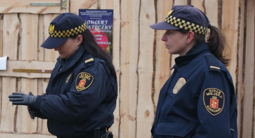 Bezpieczeństwo, Gdzie podziały piesze patrole Straży Miejskiej - zdjęcie, fotografia