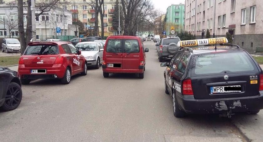 ulice, Zarankiewicza jednokierunkowa - zdjęcie, fotografia