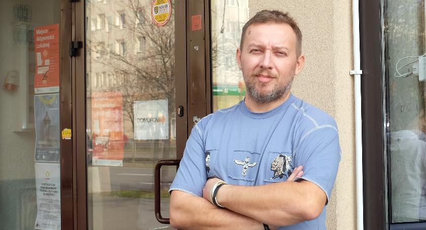 ludzie ochoty, Janusz - zdjęcie, fotografia
