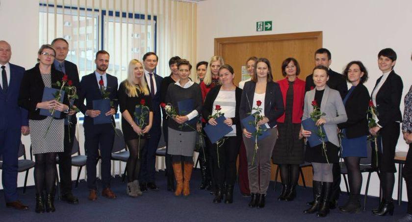 szkolnictwo, Nauczyciele awansują - zdjęcie, fotografia